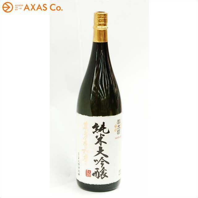 太閤酒造場 瓢太閤 純米大吟醸 1800ml [徳島の地酒]