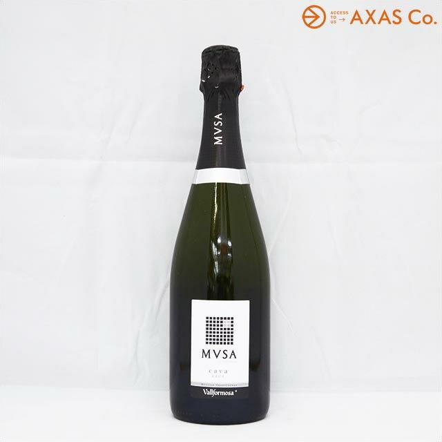 マルカイカヴァ・ムッサ・ブリュット ヴァルフォルモッサ 750ml [スパークリングワイン 果実酒]