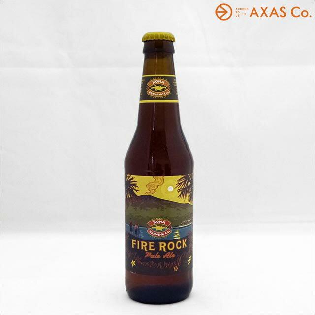 コナビールファイアーロック・ペールエール 355ml 6.0% [輸入ビール ビン]