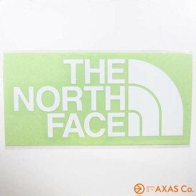 THE NORTH FACE(ノースフェイス) ノースフェイス カッティングステッカー (NN-88106) Col.ホワイト