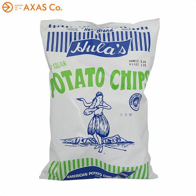 ソシオ工房 フラ印 Hula's ポテトチップス のり塩