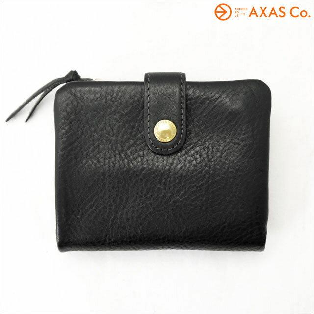 【plokh】 CINQ (サンク) 二つ折り財布 Col.ブラック [2770614150009 送料無料]