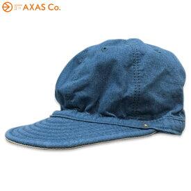 【plokh】 DECHO (デコー) KOME CAP D-01 Col.BLUE