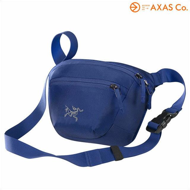ARC'TERYX (アークテリクス) Maka 1 Waistpack マカ 1 ウエストパック 17171 Col.Olympus Blue
