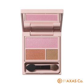 Clue WHOMEE(フーミー) アイシャドウパレット sunset pink Col.オレンジピンク