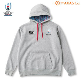 CANTERBURY(カンタベリー) RWC2019 SWEAT HOODY [VWD49204] Col.15