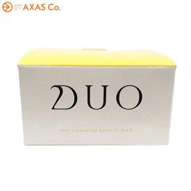 DUO(デュオ) ザ クレンジングバーム クリア (さっぱりタイプ)