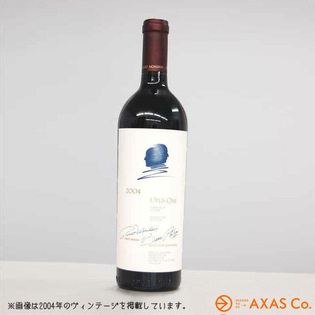 【送料・クール便料無料】 オーパス・ワン(Opus One) [2013] 750ml