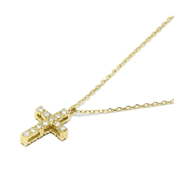 K10 Gold Dual Face Reversible Necklaces-デュアルフェイス・リバーシブルネックレス-【05P12Oct14】