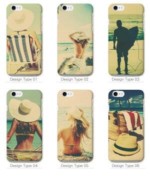 iPhone7ケース全機種対応送料無料HelloSummerデザインALOHAサマーAlohaアロハハワイアンBEACHビーチSURFサーフ水着ビキニXperiaXZケースSO-01JSO-04HZ5GalaxyS7edgeケースSC-02HAQUOSARROWSDIGNO