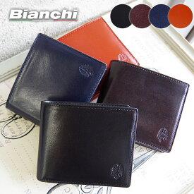 二つ折り財布 財布 BIB1503 ビアンキ Bianchi ヴェルデ VERDE