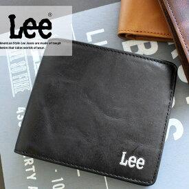 二つ折り財布 財布 0520369 リー Lee【メール便配送商品/ラッピング不可】