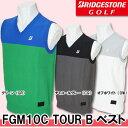 【●17春夏】【76%OFF】ブリヂストン ゴルフ FGM10C TOUR Bベスト(メンズ)