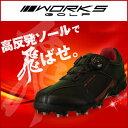 【18年継続モデル】【70%OFF】WSGS-1001 ターゲット ダイヤル式 ワイヤー ゴルフシューズ【日本正規品】【atopシステム搭載】
