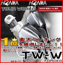 ■16-17年/TW-W■【57%OFF】本間ゴルフ(ホンマゴルフ)【日本仕様】ツアーワールド TW-W FORGED ウェッジ スチールシャフト【2016-1...