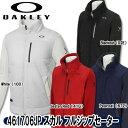 【18秋冬】OAKLEY(オークリー)461706JP SKULL TRUSTWORTHY SWEATER BLOUSON スカル フルジップセーター
