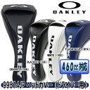 【新色追加】【19年】OAKLEY(オークリー)99514JP OAKLEY DRIVER COVER 13.0 ヘッドカバー(ドライバー用)