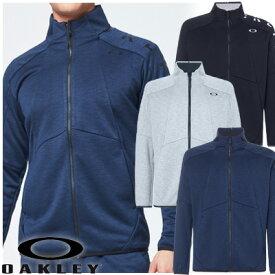 【20春夏】オークリー FOA400839 Enhance Tech Jersey Jacket 10.0 フルジップ トレーニングウェア【11626】