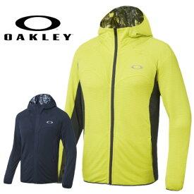 【16春夏】オークリー 461426JP Accelerator Light Fleece Jacket 2.0 長袖フルジップパーカー【08592】