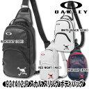 【18年】OAKLEY(オークリー)921412JP SKULL SLING 12.0 スカル スリング ボディバッグ【日本正規品】