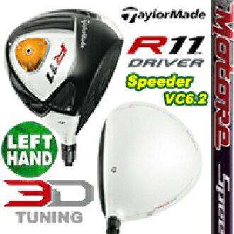★ driver Motore Speeder VC6.2 shaft TaylorMade R11 [LH]