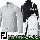 【●18秋冬】【50%OFF】FOOTJOY(フットジョイ)FJ-F18-O05 WR ストレッチダウンジャケット
