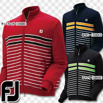 【16秋冬】【60%OFF】FOOTJOY(フットジョイ)FJ-F16-O54 フルジップセーター