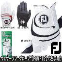 FootJoy(フットジョイ)(左手用)ウェザーソフ グローブ【FGWF15】【ネコポス配送可】