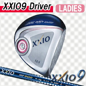 【XXIO9】◆ダンロップ ゼクシオ ナイン レディースドライバーゼクシオMP900Lカーボンシャフト【日本正規品】
