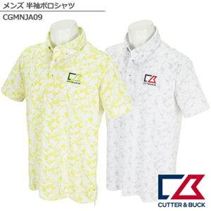 【19春夏】カッター&バック CGMNJA09 メンズ 半袖ポロシャツ【11735】