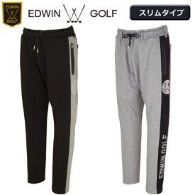 【19秋冬】EDWIN GOLF(エドウィン)EG19AW2000【スリムタイプ】メンズ パンツ ANKLE SLIM TAPERED PANTS【11868】