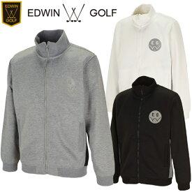 【19秋冬】EDWIN GOLF(エドウィン)EG19AW5020 メンズ ジップアップジャケット ZIP UP JACKET【11870】