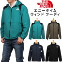 THE NORTH FACE ANYTIME WIND HOODIE ザ ノースフェイス エニータイム ウィンド フーディマウンテンパーカー/マンパ/…