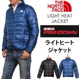 【国内送料無料】ザ・ノースフェイス/ライトヒートジャケット/光電子ダウンで薄手でも高い保温効果!!THENORTHFACE Light Heat Jacket/ND91701_BN_Kアクス三信/AXS SANSHIN/サンシン
