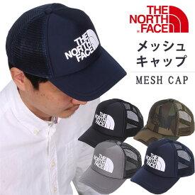 THE NORTH FACE/LOGO MESH CAP(ザ・ノースフェイス/ロゴ メッシュ キャップ)NN01452_CH_CM_K_WC