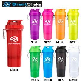 【SmartShake】 スマートシェイク スリム 500ml あす楽対応 プロテイン プロテインシェイカー プロテインシェーカー シェーカー シェイカー ボトル スマートシェイクスリム おしゃれ