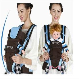 抱っこひも 対象月齢0ヶ月〜36ヶ月 対面抱っこ/前向き抱き/おんぶ 手洗い可能 防風防塵 通気 出産祝い 多機能 抱っこ紐