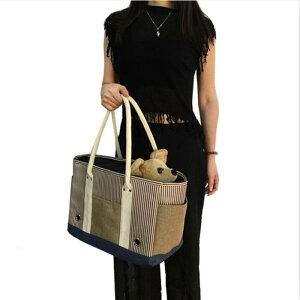 キャリーバッグ ペットキャリーケース 斜め掛けバッグ ペットグッズ 手提げバッグ ペット ワンショルダー 耐久性 人気 犬用 猫用 キャリーバッグ 買い物 散歩 旅行用