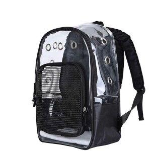 猫ペット サブリュック サブリュック ペット デイパック キャリーバッグ 可愛い ペット用品 買い物 散歩 旅行用 犬用 猫用 お洒落 サブリュック デイパック 耐久性 通気性