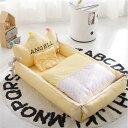 双子ベッド インベッド ベビーベッド 新生児ベッド ベビーガード 添い寝ベッド 寝返り防止 オムツ換え 枕付き 布団付…