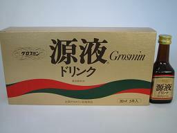 ・グロスミン源液ドリンク 80ml×5本