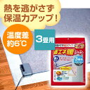 省エネ暖シート 3畳用【RCP】