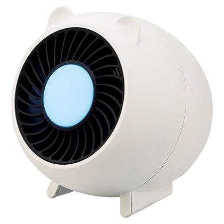 LED-UV 蚊取り器S ホワイト AIC-70S-WH【アピックス 夏 蚊取り線香 蚊取り器 虫よけ】