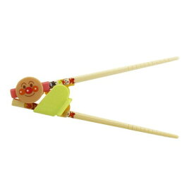 レックアンパンマン持ちかた覚え箸左きき用(M)【レックアンパンマン箸食器子供カトラリー】