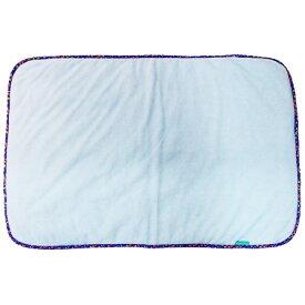 さらふわマット フルーツフルーツ L ブルー×グリーン【ドギーマンハヤシ ペット マット リバーシブル 涼しい 手洗い可】