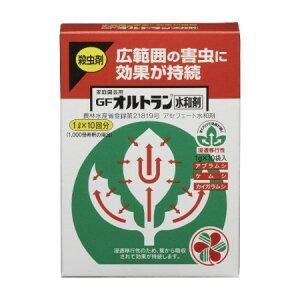 オルトラン水和剤1X10【園芸薬品殺虫】