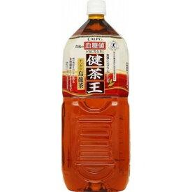 【ケース販売】カルピス 健茶王 すっきり烏龍茶 2L×6本【RCP】