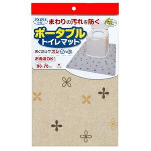 介護用ポータブルトイレマット【RCP】