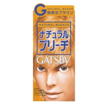 ギャツビー ナチュラルブリーチ (医薬部外品)【RCP】