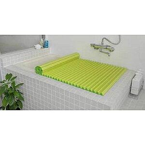 Agカラーイージーウェーブ風呂ふたL14(75×140.7cm)グリーン(風呂蓋ふた蓋風呂フタ)【RCP】